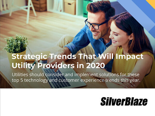 2020 Utility Trends eBook Cover by SilverBlaze