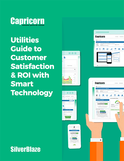 Download the Utilities Guide to Customer Satisfaction & ROI with Smart Technology