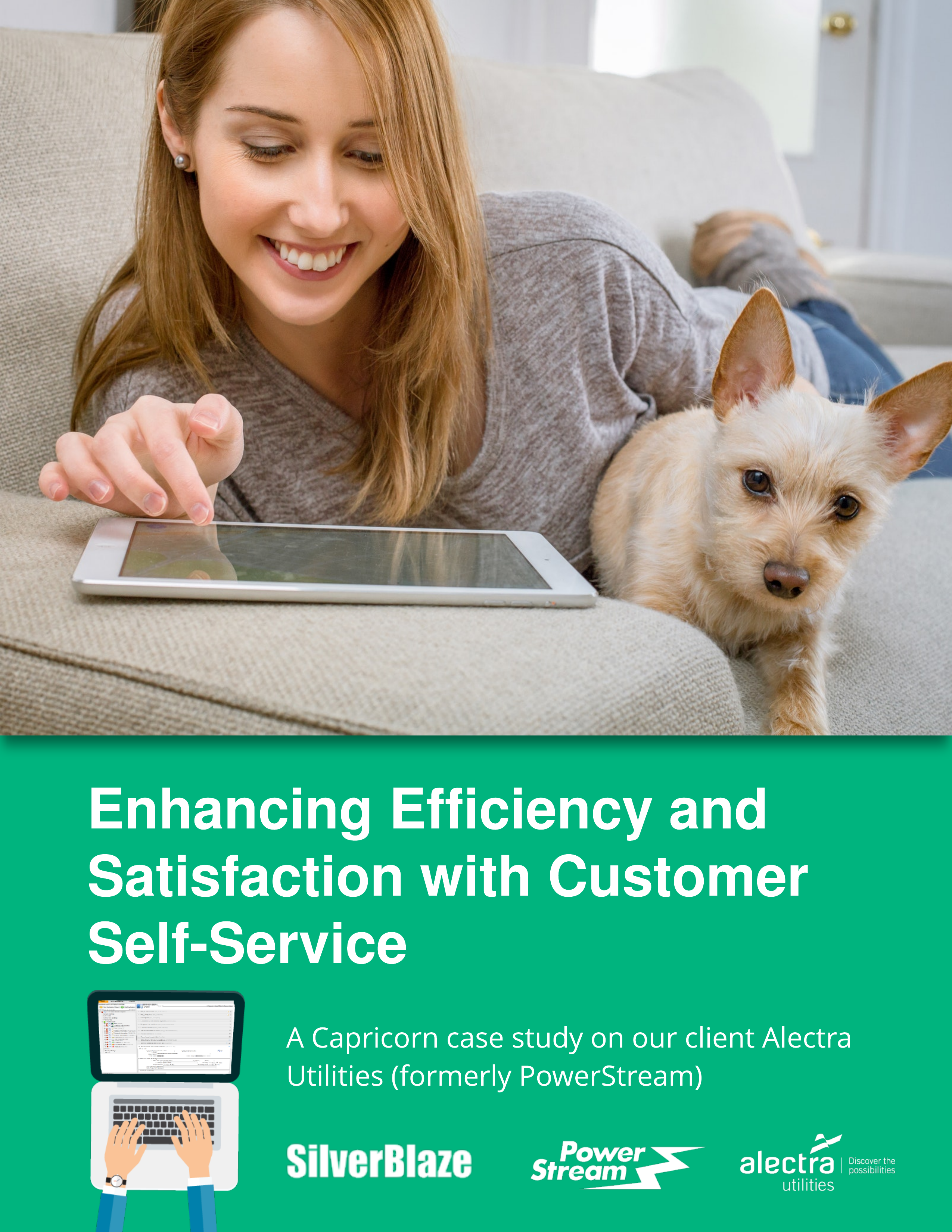 PowerStream: Enhancing Efficiency and Satisfaction with Customer Self-Service